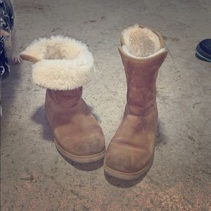 Girls Uggs Size 1